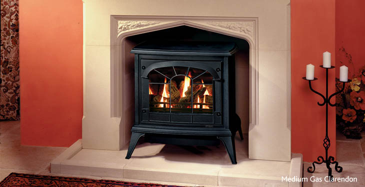 clarendon gas stove
