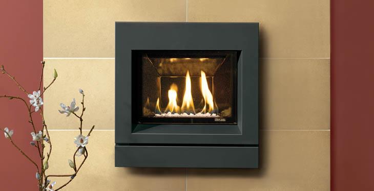 designio gas fire
