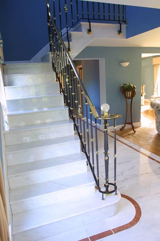 Estrimoz staircase