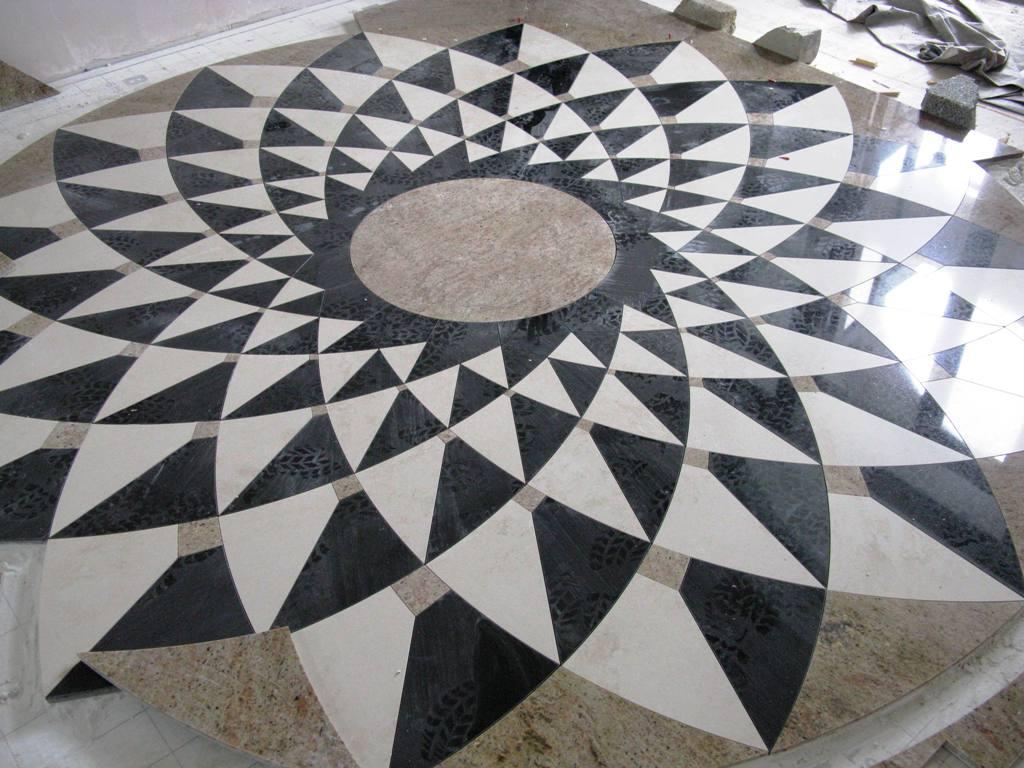 Granite Floor Design